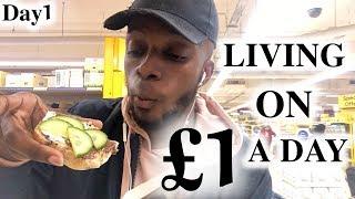 Video London Hacks - Living on £1 a Day | #1 MP3, 3GP, MP4, WEBM, AVI, FLV Maret 2019