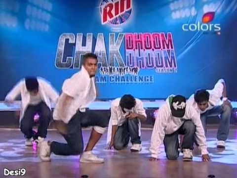 Chak Dhoom Dhoom   Team Challenge Season 2 Episode 3 21st Jan HQ XviD Desi9 chunk 1