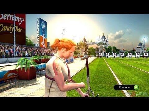 summer stars 2012 xbox 360 gameplay