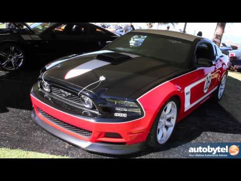 Boss Man on Boss 302: Steve Saleen on the George Follmer Heritage Edition Boss 302 Mustang