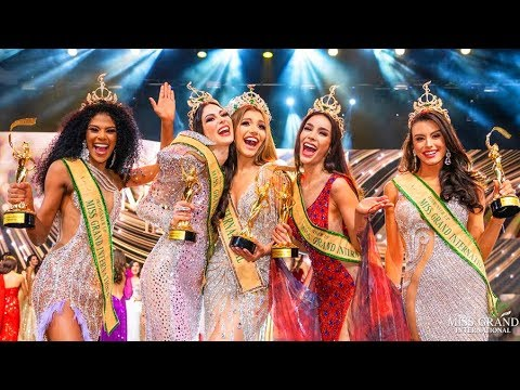 Miss Grand International 2019 FULL SHOW (HD) - Final Competition ,Poliedro Caracas
