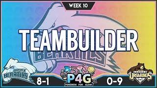 Bronx Beartics Team P4G S3 W10: vs Camden Ursarings (Chance the ALBG) | Pokemon Ultra Sun & Moon! by PokeaimMD