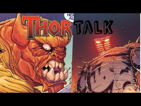 Thor #703: Mangog vs the Destroyer and an Intervention for Jane Foster (видео)