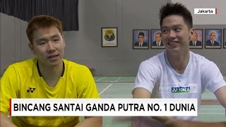 Video Rahasia Juara Badminton Ganda Putra No. 1 Dunia, Kevin Sanjaya - Marcus Fernaldi MP3, 3GP, MP4, WEBM, AVI, FLV November 2018