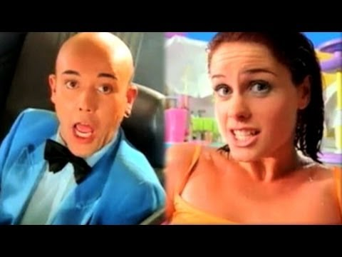 Top 10 Ridiculous 1990s Music Videos