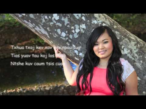Hlub Koj Ntsiag To by Destiny_Cover by Bour Nhia (видео)