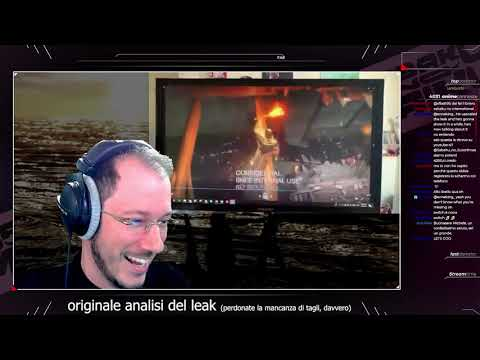 Elden Ring - ANALISI del Leak e del Gameplay Trailer LIVE w/ Sabaku