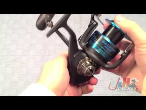 DAIWA SALTIST - Buy a Daiwa Saltist STT4500H Offshore Spinning Reel - http://jhfi.sh/Qt2vWp As the Saltist name implies, these reels were designed for all-out serious saltwa...
