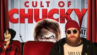 Video CULT OF CHUCKY (2017) - Movie Review MP3, 3GP, MP4, WEBM, AVI, FLV Februari 2018
