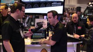 Live! From NAMM 2013: BEHRINGER X32 CORE