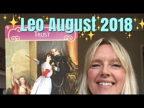 Happy birthday messages - Leo ~ Happy Birthday! (It's All Lining Up For You) - August 2018