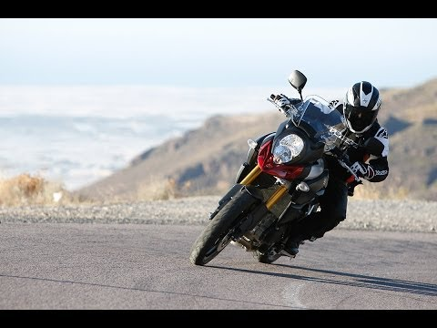 Vídeos de la Suzuki V-Strom 650