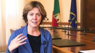 Il saluto alla GMN dal Ministro della Salute Beatrice Lorenzin