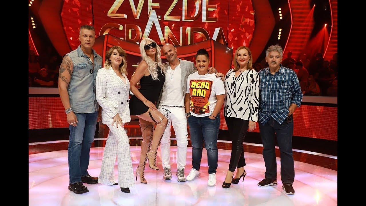 NOVE ZVEZDE GRANDA 2019 – 2020: Peta emisija – 19. 10. – najava