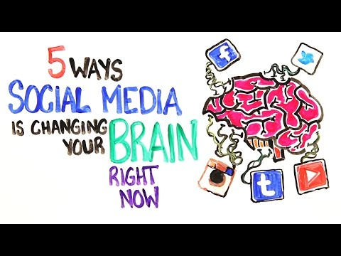 5 Crazy Ways Social Media Is Changing Your Brain Right