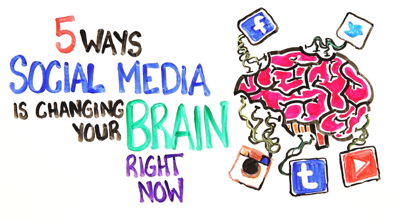 Video: How does social media affect your brain?
