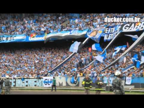 GRÊMIO x Inter - Grenal - Gauchão 2011 - Antes do jogo - Geral do Grêmio - Grêmio