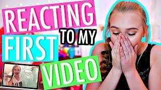 I'm CRINGING! This was so awkward to watch. I watched my first ever YouTube video and wow. Let me know if you want me to react to other old videos of mine!TUTORIAL ON THE BRAID5 Easy & Cute Go-To Summer Hairstyles  // https://www.youtube.com/watch?v=jlnFLoLZEfgSephora and Charlotte Russe Haul // https://www.youtube.com/watch?v=dQ15J59J2aE&t=25s&index=27&list=PLnV6a1kb7gobqVaSox3zHyE443AZUG--7221651● ● ● ● ● ● ● ● ● ● ● ● ● ● ● ● ● ● ● ● ● ● ● ● ● ● ● ● ● ● ● ● ● ● ● ● ●⇥CLICK HERE TO SEE MY LAST VIDEO⇤https://www.youtube.com/watch?v=JjESZQrGedg⇥SUBSCRIBE TO MY CHANNEL⇤http://www.youtube.com/user/keegantaylor13?feature=g-subs-u ⇥CHECK OUT MY VLOG CHANNEL⇤https://www.youtube.com/channel/UCfw_FGBaxYe5moDOJKuZCeg● ● ● ● ● ● ● ● ● ● ● ● ● ● ● ● ● ● ● ● ● ● ● ● ● ● ● ● ● ● ● ● ● ● ● ● ●⇥SOCIAL MEDIA⇤INSTAGRAM//@keeganactonTWITTER//@keeganactonSNAPCHAT//@keeganacton● ● ● ● ● ● ● ● ● ● ● ● ● ● ● ● ● ● ● ● ● ● ● ● ● ● ● ● ● ● ● ● ● ● ● ● ●⇥CONTACT ME⇤≫For business inquires only, please email keeganactonwork@gmail.com⇢ P.O. BOX⇠Keegan Acton2487 S. Gilbert RdSte 106 - 209Gilbert, AZ 85295● ● ● ● ● ● ● ● ● ● ● ● ● ● ● ● ● ● ● ● ● ● ● ● ● ● ● ● ● ● ● ● ● ● ● ● ●⇥ MUSIC ⇤Spring In My Step by Silent Partner● ● ● ● ● ● ● ● ● ● ● ● ● ● ● ● ● ● ● ● ● ● ● ● ● ● ● ● ● ● ● ● ● ● ● ● ●⇥WHAT I'M WEARING⇤⇢MAKEUP⇠≫Tarte Shape Tape Concealer≫Benefit Boiing Concealer ≫Laura Mercier Translucent Loose Setting Powder≫Laura Mercier Highlighter in Highlight 01≫Too Faced Chocolate Bronzer≫Benefit Glaifornia Blush≫Benefit Gimme Brow≫Benefit They're Real Mascara ⇢DRESS⇠≫BooHoo⇢PHONE CASE⇠≫https://dreambigapparel.net● ● ● ● ● ● ● ● ● ● ● ● ● ● ● ● ● ● ● ● ● ● ● ● ● ● ● ● ● ● ● ● ● ● ● ● ⇢FREQUENTLY ASKED QUESTIONS⇠≫How old are you?17. (March 7, 2000)≫What grade are you in?Senior in high school.≫What state do you live in?Arizona (I'm not going to say where in Arizona for privacy reasons).≫What camera/ editing system do you use?Scroll a little further down and I provided all the links;)● ● ● ● ● ● ● ● ● ● ● ● ● ● ● ● ● ● ● ● ● ● ● ● ● ● ● ● ● ● ● ● ● ● ● ● ●⇢FILMING EQUIPMENT⇠≫Canon t4i:http://www.amazon.com/Canon-Rebel-DSLR-18-55mm-MODEL/dp/B00894YWD0/ref=sr_1_1?ie=UTF8&qid=1437611275&sr=8-1&keywords=canon+t4i≫Canon EF-S 18-55mm f/3.5-5.6 IS II SLR Lens:http://www.amazon.com/Canon-EF-S-18-55mm-3-5-5-6-Lens/dp/B000V5K3FG/ref=sr_1_1?ie=UTF8&qid=1437611323&sr=8-1&keywords=18+55+canon+lens≫Final Cut Pro X:https://www.apple.com/final-cut-pro/≫Tripod:http://www.bestbuy.com/site/manfrotto-60-compact-action-tripod-black/4854011.p?id=1219103680660&skuId=4854011● ● ● ● ● ● ● ● ● ● ● ● ● ● ● ● ● ● ● ● ● ● ● ● ● ● ● ● ● ● ● ● ● ● ● ● ●