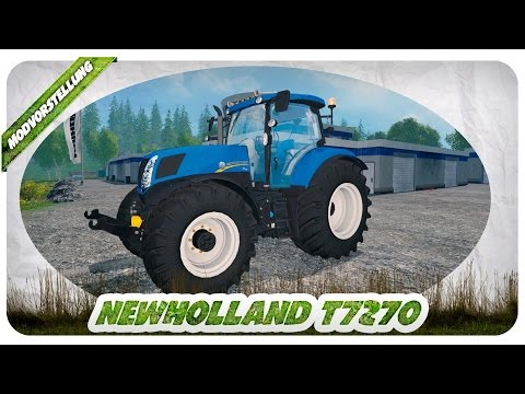 New holland T7270 v1.0