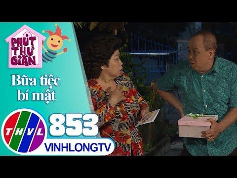 THVL | Hiểu lầm tai hại của hai bà vợ | Phút thư giãn - Tập 853: Bữa tiệc bí mật - Thời lượng: 10 phút.