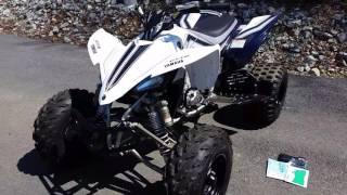 8. 2008 Yamaha YFZ450R Special Edition