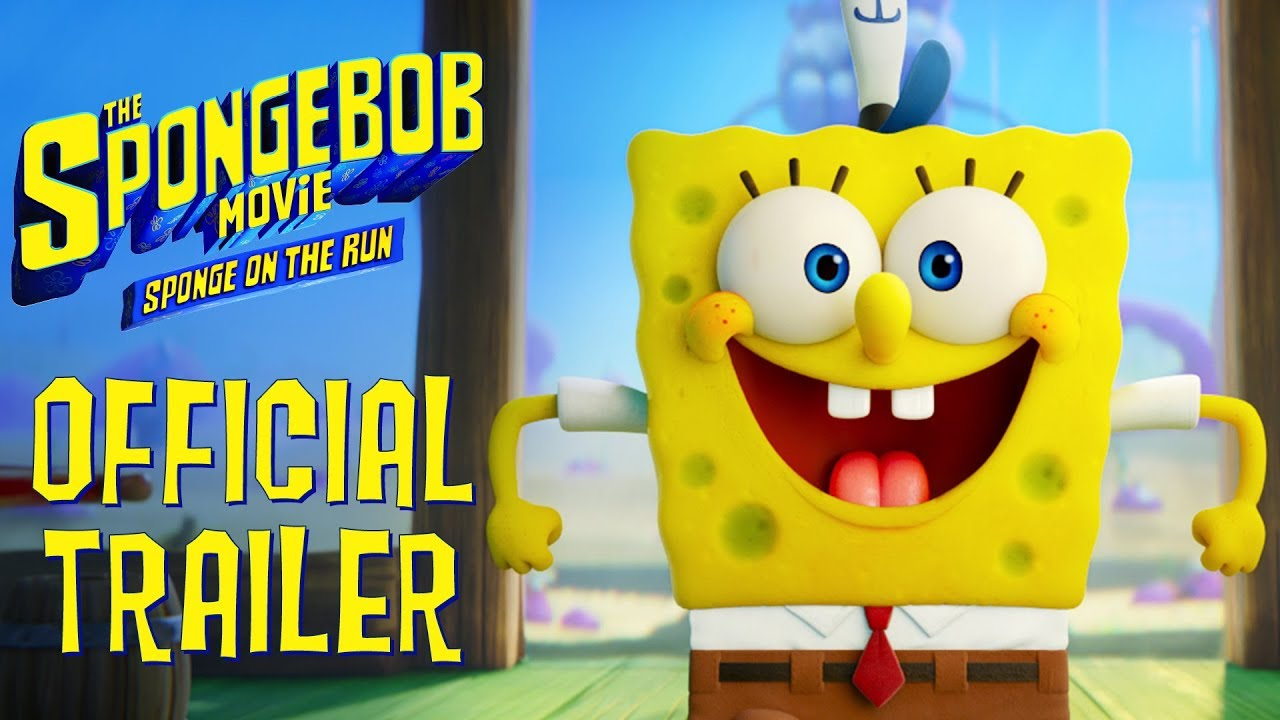 Trailer for The SpongeBob Movie: Sponge on the Run (2020) Image