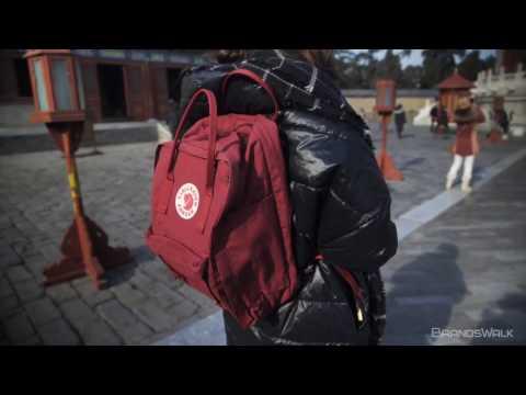 Hands on Review: Fjallraven Kanken Laptop 15