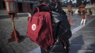 "Fjallraven Kanken Laptop 15"" backpacks are available at BrandsWalk.com: https://brandswalk.com/collections/fjallraven/products/fjallraven-kanken-laptop-15Sign up for the BrandsWalk Newsletter at http://BrandsWalk.com and use promo code: YOUTUBE20.Product Description:The modern Fjällräven Kånken Laptop backpack has room for up to a 15"" laptop in a special padded compartment at the back. Padded shoulder straps. Large main compartment, two side pockets and a zippered pocket in the front. The entire bag is made of durable Vinylon F. Webbed top handles and padded shoulder straps.• Dimensions: Height: 40 cm, Width: 28 cm, Depth: 16 cm, Volume 18L. • Padded compartment at the back for laptop. • The entire bag is made of durable Vinylon-F. • Has padded shoulder straps. • Reflective strip may not be present on all packs.Fjallraven Kanken Laptop 15"" backpacks are available at BrandsWalk.com: https://brandswalk.com/collections/fjallraven/products/fjallraven-kanken-laptop-15Check out BrandsWalk for Tech, Fashion and Travel accessories. https://brandswalk.com/"