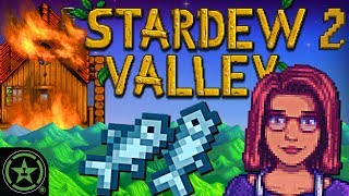 We BLEW UP His House - Stardew Valley (Part 2) by Let's Play