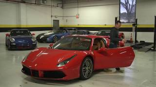 2017 Ferrari 488 Spider Unboxing by Super Speeders