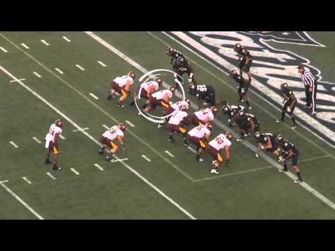 Eric Fisher - OT - Central Michigan video.