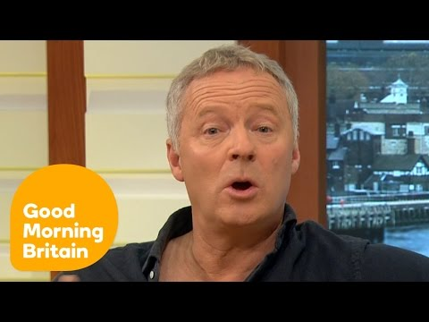 Rory Bremner Impersonates US Presidents!   Good Morning Britain