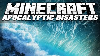 Video Minecraft Mods | APOCALYPTIC DISASTERS MOD! (Tsunamis, Blackholes & Sinkholes) | Mod Showcase MP3, 3GP, MP4, WEBM, AVI, FLV September 2019