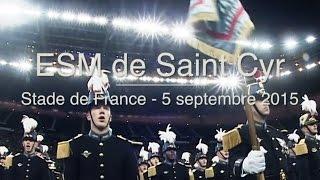 Saint-Cyr-l'Ecole France  city pictures gallery : ESM Saint-Cyr au Stade de France