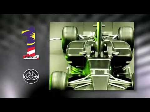 Lotus F1y la prueba de tunelde viento
