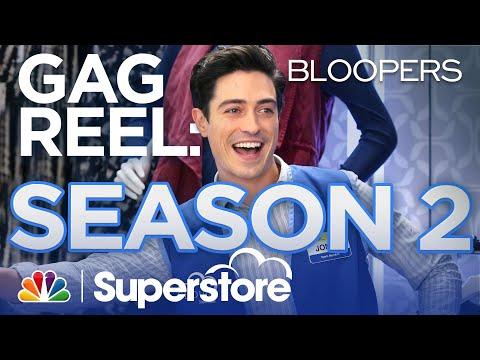 Season 2 Bloopers - Superstore