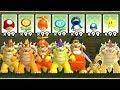 New Super Mario Bros Wii All Bowser Power ups