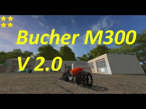Bucher M300 v2.0
