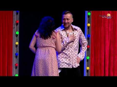 Kabaret Nowaki w Suwałkach po raz pierwszy, ale za to dwukrotnie