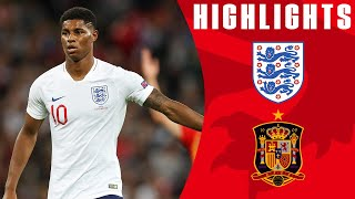 Video England 1-2 Spain |  Last-minute Equaliser Controversially Ruled Out | Official Highlights MP3, 3GP, MP4, WEBM, AVI, FLV September 2018