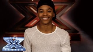 Yes, I Made It! Josh Levi - THE X FACTOR USA 2013