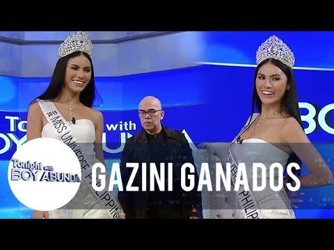 "Gazini Shows Off Her ""Ganado"" Walk 