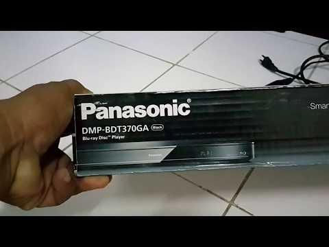 Review PANASONIC DMP-BDT370GA 3D 4K BLURAY DISC PLAYER รีวิวพานาโซนิคบลูเรย์3D 4K DMP-BDT370GA