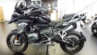 9. 2017 BMW R 1200 GS 125 Hp 200+ Km/h 124+ mph * see also Playlist