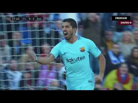Leganes vs Barcelona 0 3   All Goals & Extended Highlights   18 11 2017 HD