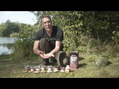 Bait-Techs Ian Hirst Talks Poloni_Horgászat videók