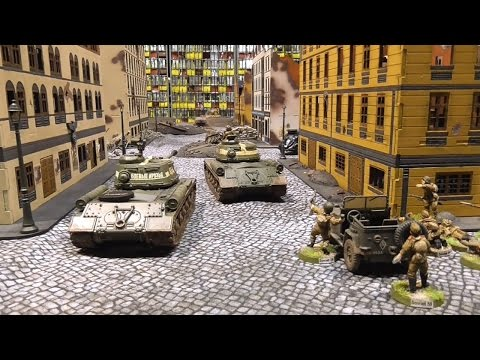 CRISIS 2015; Great miniature wargaming event
