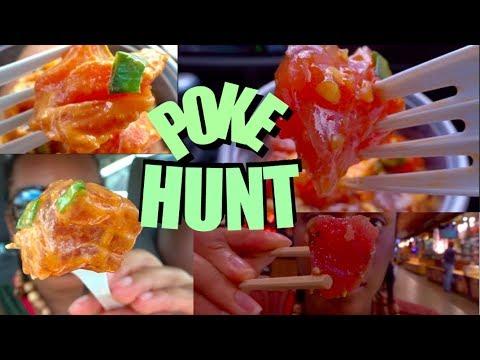 Great Poke Spots in Oahu! | Restaurant Review