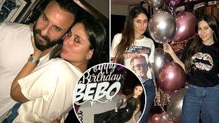 Kareena Kapoor Khan Birthday Bash 2018 | Saif, Karisma and Family Ring in Kareena's Birthday