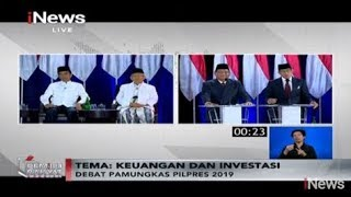 Download Video [Full] Debat Final Capres dan Cawapres Pemilu 2019 Part 03 - Pemilu Rakyat 13/04 MP3 3GP MP4